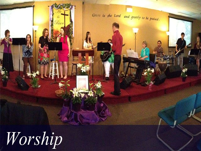 Light Of The World Worship Team