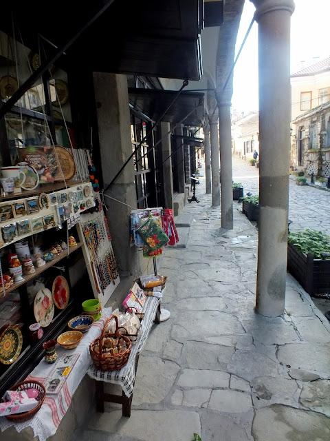 Calle de los artesanos Veliko tarnovo