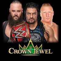 WWE Championship Match Announced For Crown Jewel , Title Match Announced For Smackdown