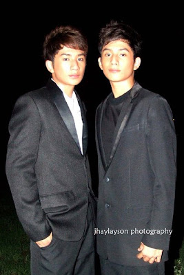Martin and Marvin Maralit twins It's Showtime