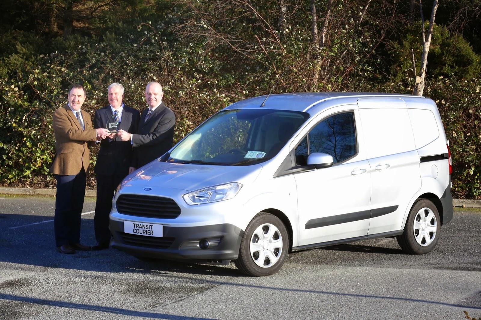 352e29f067 Irish Car+Travel Magazine  Continental Irish Van of the Year 2015 ...