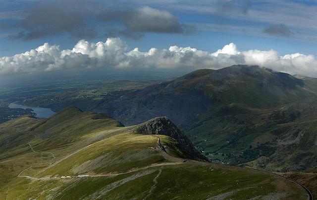 Snowdonia,Wales