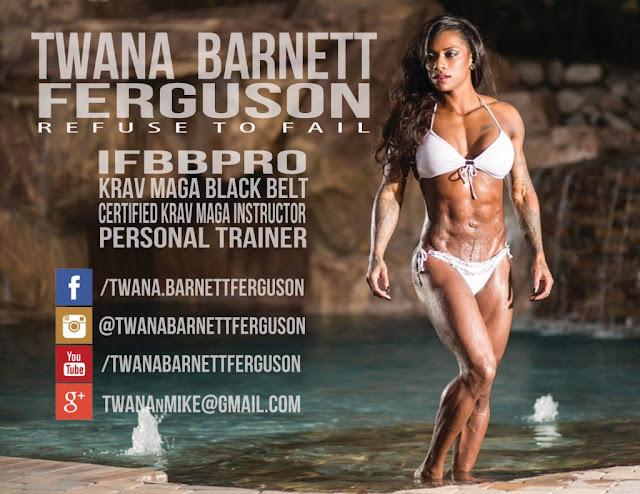 Twana Barnett-Ferguson Brand