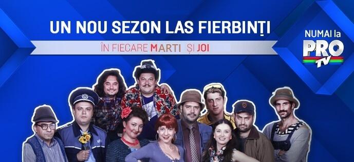 Las Fierbinti sezonul 12 episodul 16