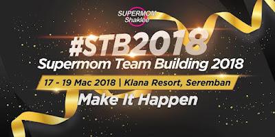 PART 1 : STB2018 PROGRAM TEAM BUILDING YANG PALING MENCABAR