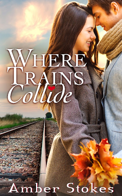 Heidi Reads... Where Trains Collide by Amber Stokes