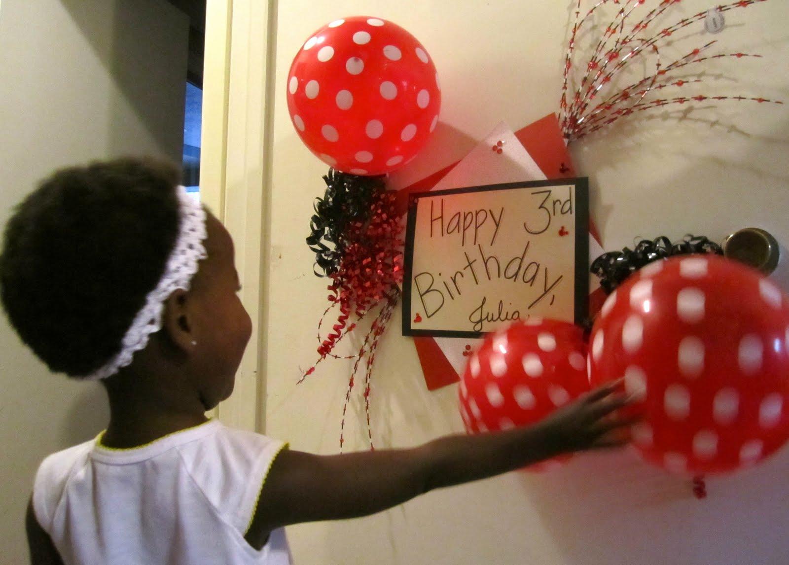 Birthday Surprises Birthday