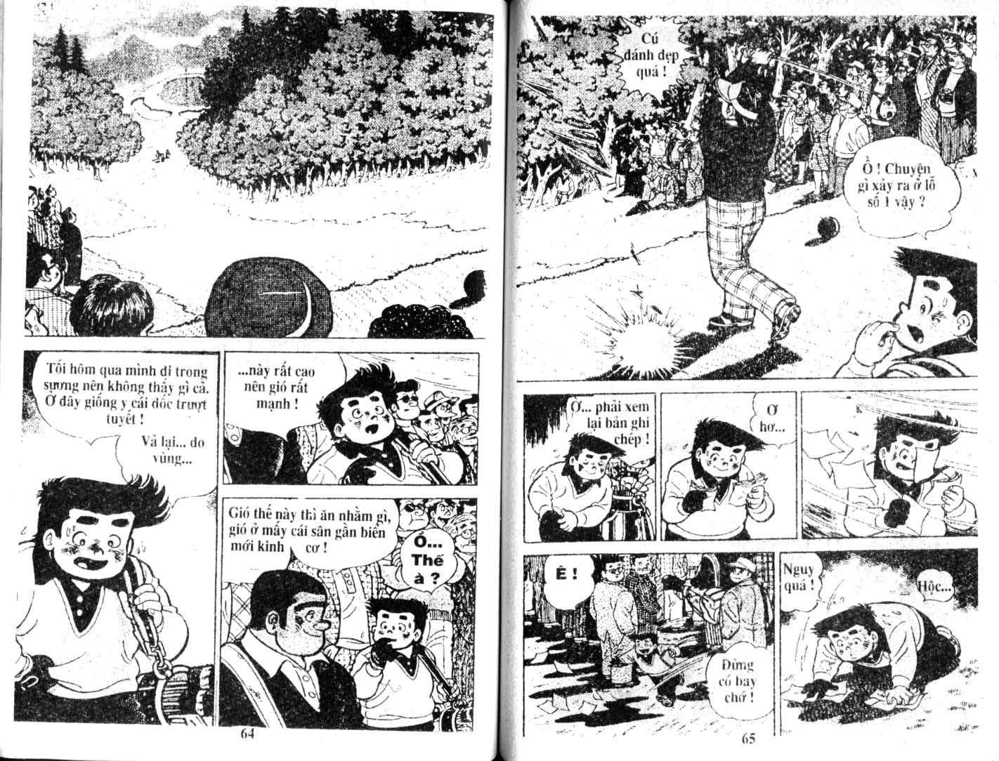 Ashita Tenki ni Naare chapter 15 trang 31