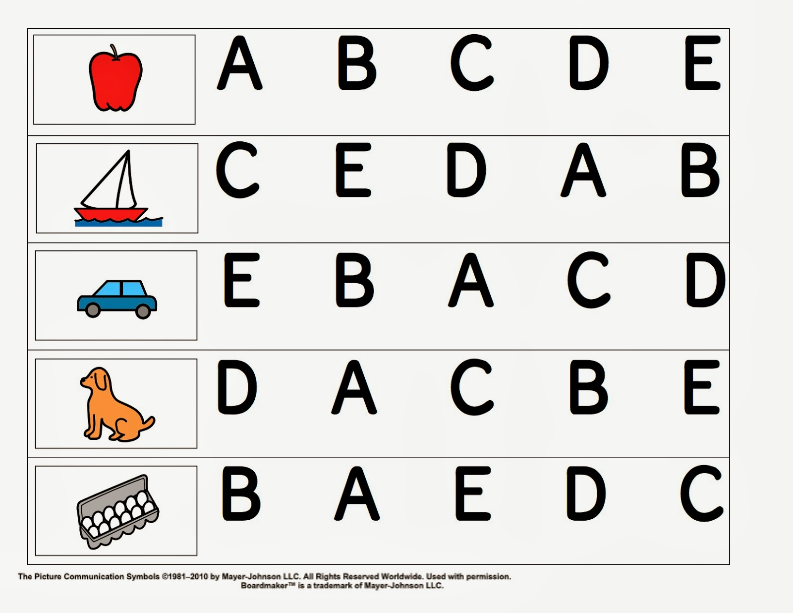 Adventures With Aba In As Alphabet Clip Ons A Fine Motor Task Pack