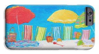 Deck Chairs phone case