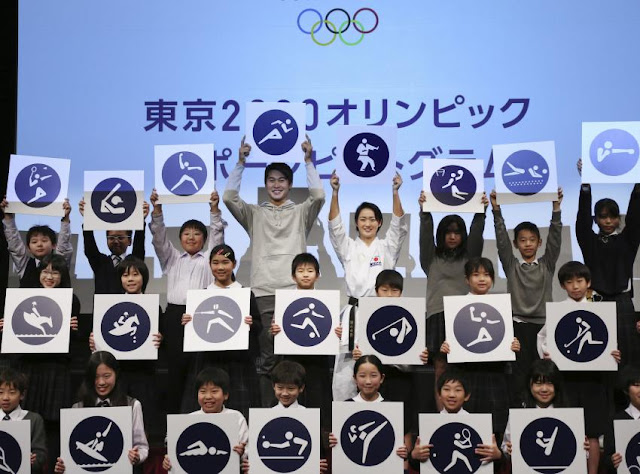 Tokyo Menandai 500 Hari Lagi Hingga Olimpiade 2020