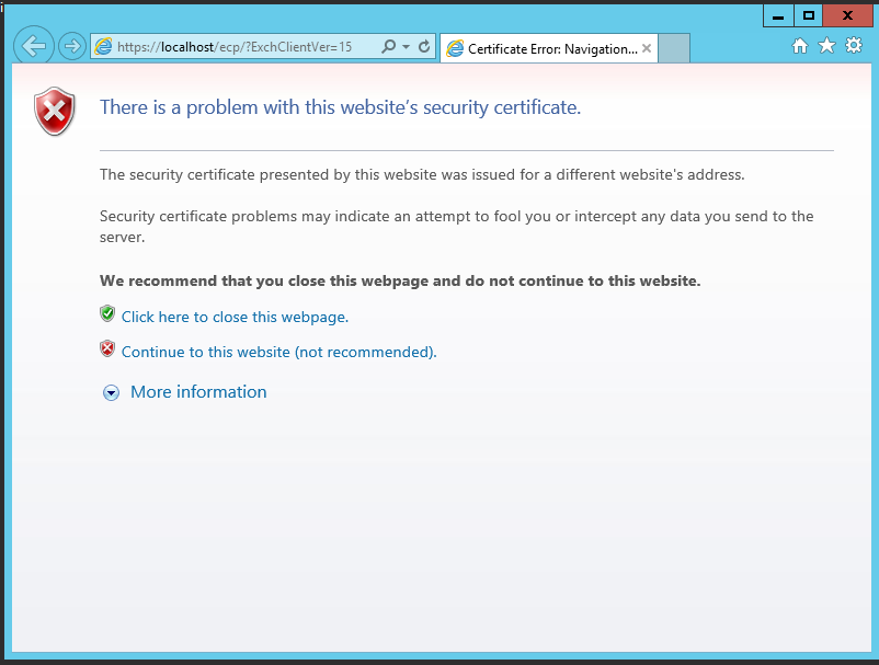 how to create new ssl certificate for exchange 2013