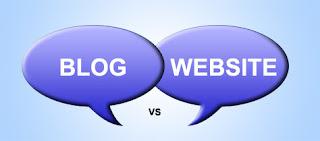 Apa Beda Website Dengan Blog?