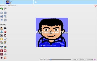 Jueves de Apps: Phixr, aplicación web para editar imágenes online