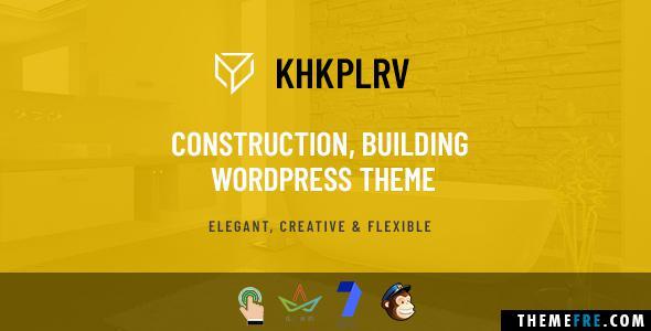 Read Colten Khkplrv -Construction, Building WordPress Theme