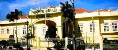 Muzium Diraja Istana Batu Kelantan Tempat menarik di kelantan waktu siang