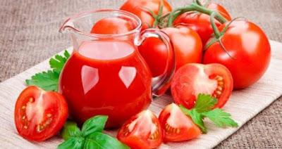 Manfaat Luar Biasa Tomat Untuk Kesehatan