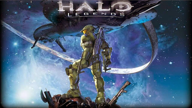 Future War Stories Fws Movie Review Halo Legends