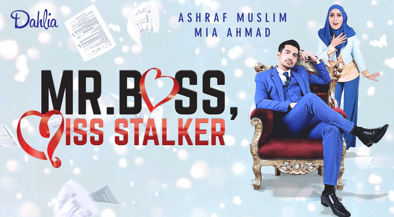 Sinopsis Drama Mr Boss Miss Stalker