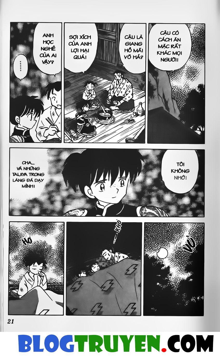 Inuyasha vol 37.1 trang 19