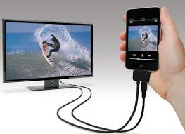 iPhone'u Televizyona Bağlamak