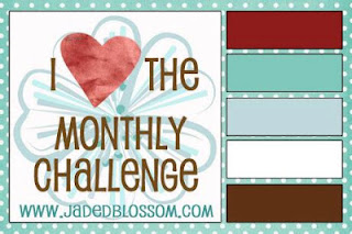 May Jaded BlossomMonthly Challenge