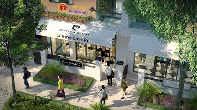 Nhà phố thương mại An Phú Shop Villa