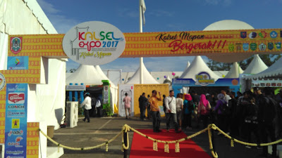 Kalsel Expo 2017 Raup Omset 8,7 Miliar