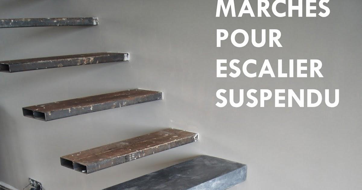 escalier suspendu marche caisson pour escalier suspendu. Black Bedroom Furniture Sets. Home Design Ideas