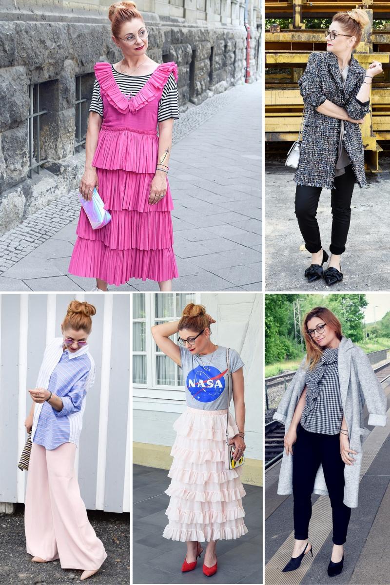 Frühling, Outfits für Frauen ab 30 und ab 40 im Frühling