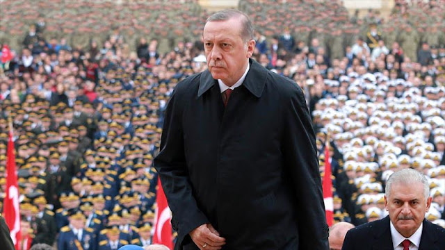 "Erdogan promete restablecer ""pronto"" la pena capital"