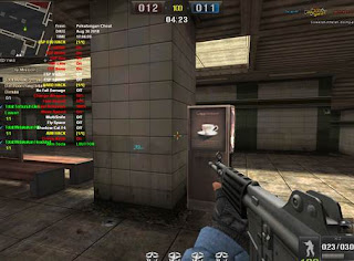 30 Desember 2018 - Emas 8.0 PBEVO Indo VIP BulletKiller, Full CIT Gratis & Cheats Point Blank Philippines Wall D3D