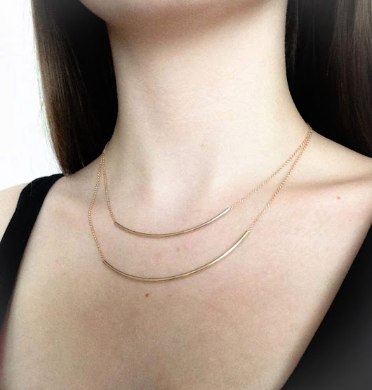 Trend Obsession: Delicate Torq Necklaces