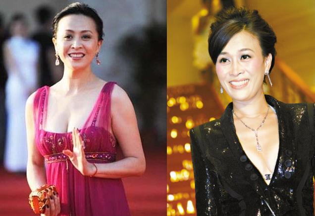 Na Ying and Liu Jia Ling Look Alike