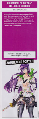 Anteprima #265 - Highschool of the Dead color v.6