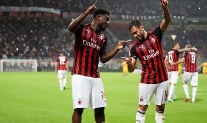 مشاهدة مباراة ميلان وكالياري بث مباشر اليوم 11-1-2020 في الدوري الايطالي