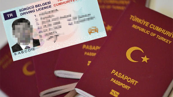 Artık Pasaport ve Ehliyet Nüfus Müdürlüğünden Verilecek