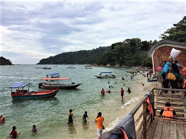 Rindu Nak Bercuti Di Pulau Pangkor Lagi