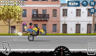 Wheelie Challenge APK v1.40 for Android Latest Version 2018 Gratis