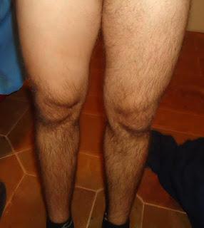 Afeitarse las piernas humor