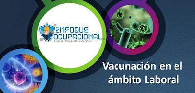 Triple viral SPR (Sarampión, Parotiditis, Rubéola): Vacunación en el ámbito Laboral