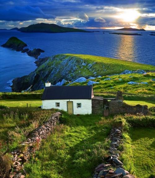 Above the Sea, Ireland