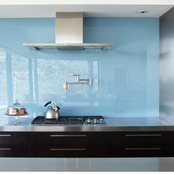 Benefits of Back painted Glass