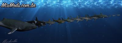 GTA V Marine Animals