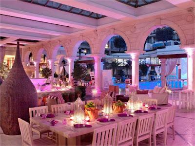 mediterranean dining room lighting