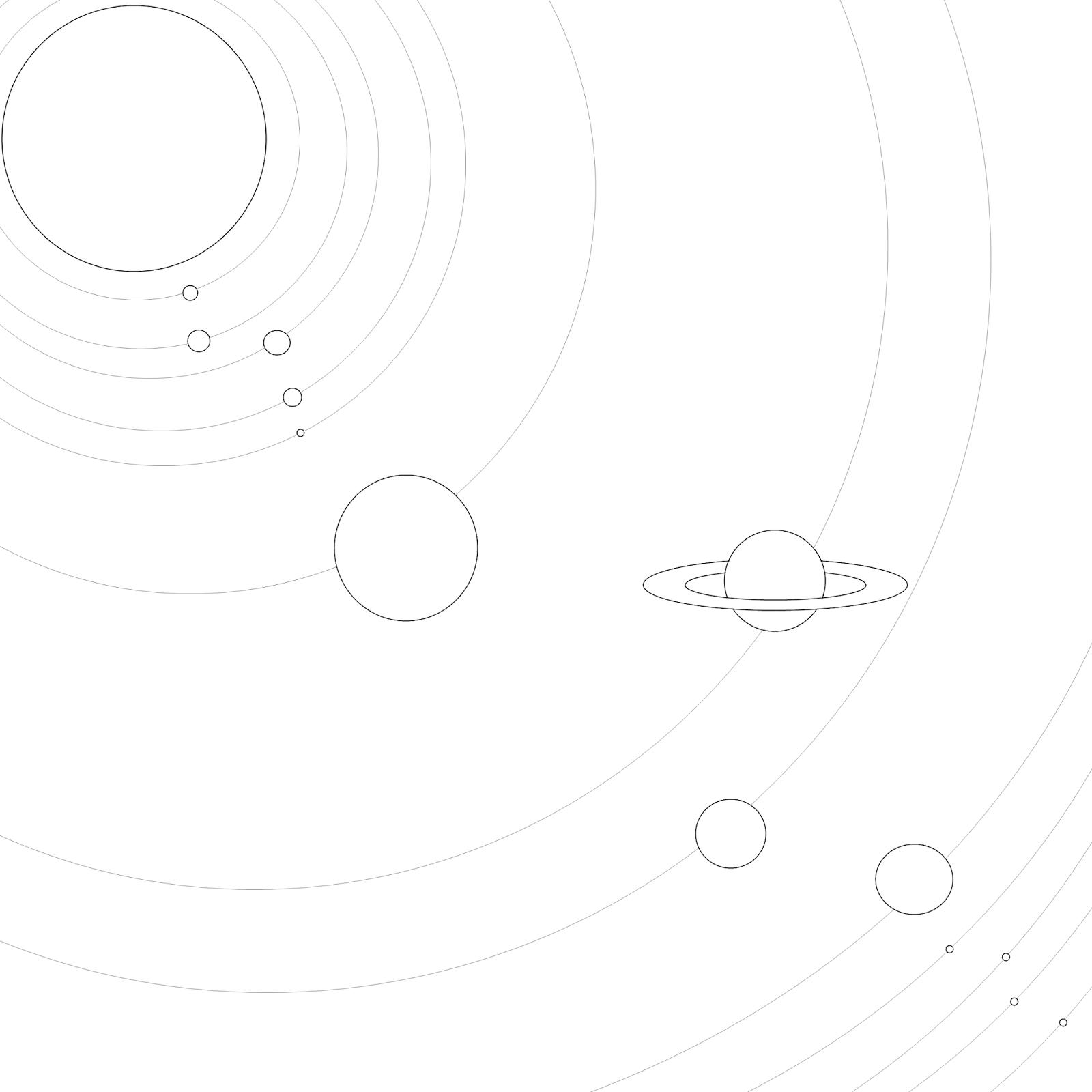 Fjords Of Africa Teacher S Bits 14 Body Solar System Diagram