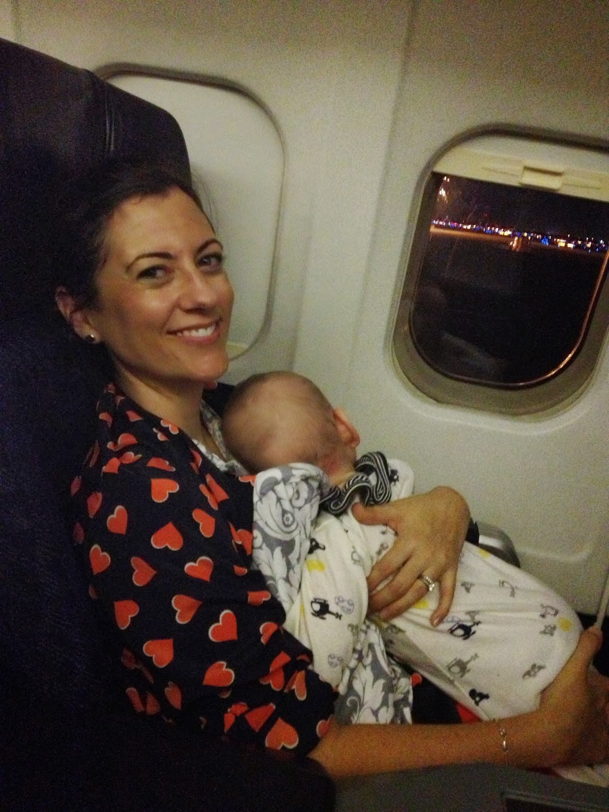 Flying with Baby: Tips & Tricks - Klein dot Co