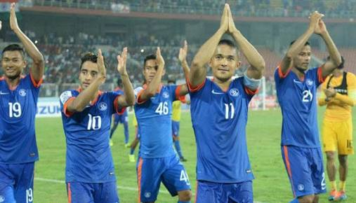 India improve to world no 96 in FIFA rankings