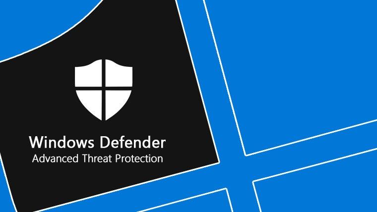 Windows Defender antivirus scanner for Google Chrome