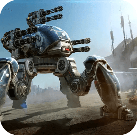 War robots mod apk unlimited gold download